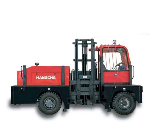 HANGCHA SIDELOADER 3-6T F2